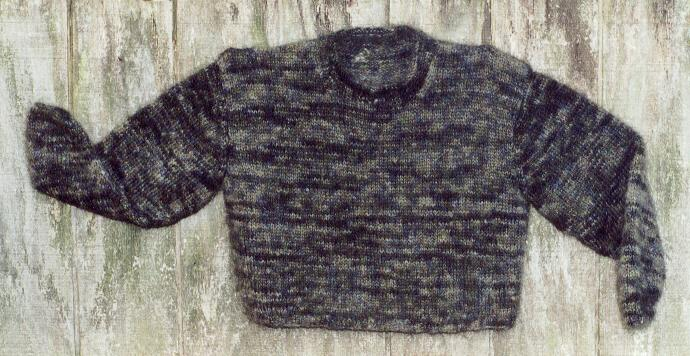 The Lamb's Wool Mohair Sweater